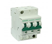 SL7-63C20 3P 20A 750В Автоматический выключатель DC