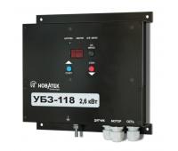 УБЗ-118, Универсальный блок защиты однофазных асинхронных электродвигателей
