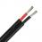 Кабель солнечный сдвоенный 2x6 мм2, FR Cable, черный и красный