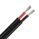Кабель FR-Cable сдвоенный 2x4, 2х6 мм2 солнечный