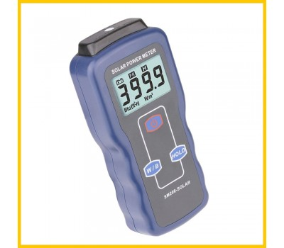 SM206 измеритель солнечной энергии, тестер солнечного излучения, оптических свойств стекла
