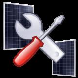 Комплектующие для монтажа солнечных батарей