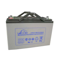 12В Аккумулятор Leoch LPG 12100 гелевый