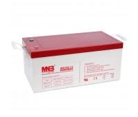 MNB MM 250-12 Аккумулятор AGM