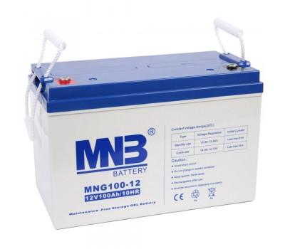12В Аккумулятор MNB MNG 100-12, 100А*ч