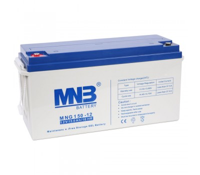 12В Аккумулятор MNB MNG 150-12, 150А*ч