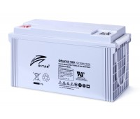 12В аккумулятор Prosolar OPzV12 100, 100 А*ч