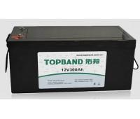 12,8В Литий-ионный аккумулятор Topband 300А*ч