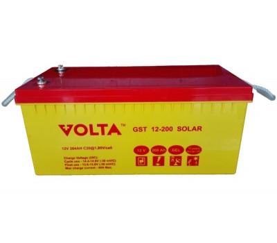 12 В Аккумулятор Volta GST 12-200