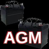 Аккумуляторы свинцово-кислотные AGM