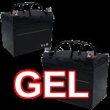 Аккумуляторы свинцово-кислотные гелевые 12в
