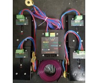 КБЗ-МБЗ 48В 4*12 Система балансиров для аккумуляторов