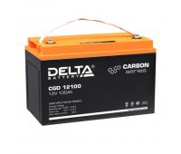 CGD 12100 Delta Carbon Аккумулятор 12В 100 А*ч