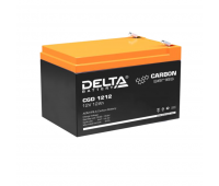 CGD 1212 Delta Carbon Аккумулятор 12В 12 А*ч