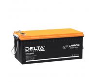CGD 12200 Delta Carbon Аккумулятор 12В 200 А*ч