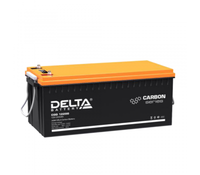 Аккумуляторная батарея Delta CGD 12200 Carbon