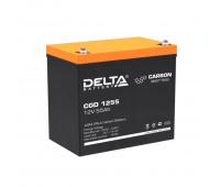 CGD 1255 Delta Carbon Аккумулятор 12В 55 А*ч