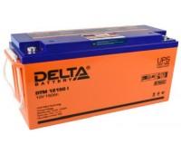 Аккумулятор Delta DTM 12150 I, 12 В