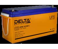Аккумулятор Delta DTM 12150 L, 12 В