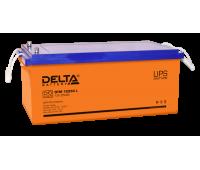 Аккумулятор Delta DTM 12250 L, 12 В