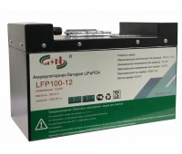 LFP100-12 Аккумулятор литиевый LiFePo4 12В 100А*ч