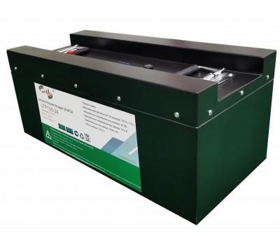 24В 100А*ч LFP100-24 Аккумулятор литий-железо-фосфатный LiFePo4