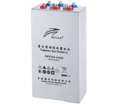 2В аккумулятор Prosolar OPzV2 1200, 1200 А*ч