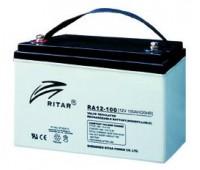 12В Prosolar-R RA12-100D Аккумулятор