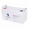 12В Sunways Carbon 12-100, Аккумулятор карбоновый LPbC