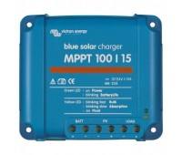 BlueSolar 100/15 MPPT солнечный контроллер