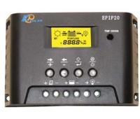 EPIP20-LT 12/24В 10А Контроллер заряда с ЖК табло, таймером и часами