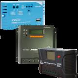 Контроллеры для солнечных батарей  PWM с широтно-импульсной модуляцией тока заряда