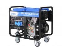 TSS SDG 6000EHA, Дизельный генератор