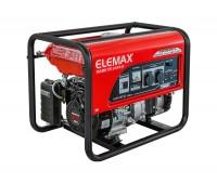Honda GX160, 2,6 кВт, ELEMAX Бензиновый генератор с двигателем