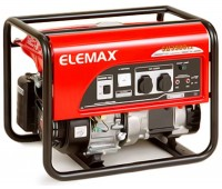 Honda GX200, 3,3 кВт, ELEMAX Бензиновый генератор с двигателем