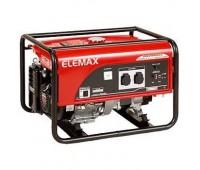 Honda GX270, 4,7 кВт, ELEMAX Бензиновый генератор с двигателем