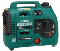 Honda GXH50, 1кВт, ELEMAX Бензиновый генератор инверторного типа с двигателем