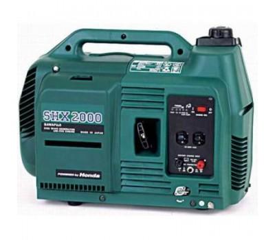 ELEMAX Бензиновый генератор инверторного типа с двигателем Honda GX100, 1,9 кВт