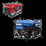 Бензиновые генераторы для бесперебойного электроснабжения