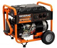 Generac GP6000E 6 кВт, Бензиновый генератор