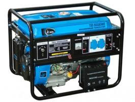 ТСС SGG-7500 E, Бензиновый генератор