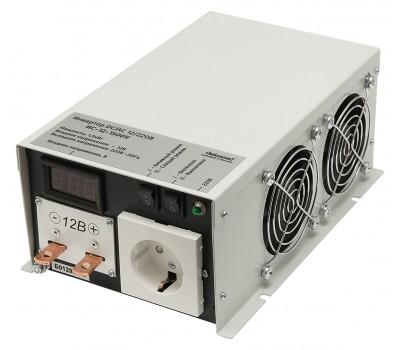 ИС-1500У инвертор DC-AC, 12В или 24В/1500Вт
