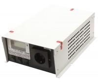 СК ИС1-24-2000У, 2 кВт,  инвертор с ЖК-индикатором