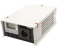 ИС1-12-1700У инвертор DC-AC, 12В/1700Вт с ЖК-индикатором