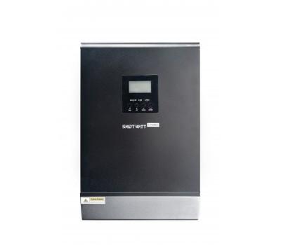Гибридный инвертор 3000 Вт, 48-220В, SmartWatt Hybrid 3K