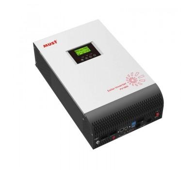 Combi-М PV18-3024 VPK 3000 ВА 24В инвертор с ЗУ и ШИМ солнечным контроллером