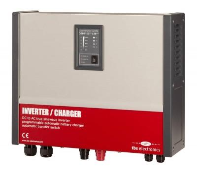Инвертор c ЗУ TBS Powersine-Combi PSC3000-12