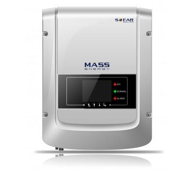 SOFAR 3000TL сетевой фотоэлектрический инвертор с возможностью ограничения мощности