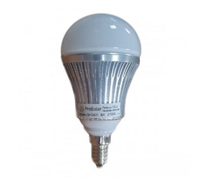 220В 5Вт Светодиодная лампа QY-Q511 E14