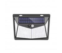 208 LED солнечный фонарь с датчиком движения
